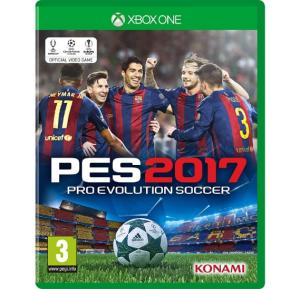 Konami PES 2017 For Xbox One