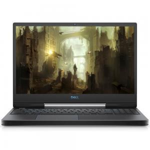 Dell G5 Notebook 15.6 Display Full HD, Intel Core I7 9750H, 16GB RAM, 1TB HDD-256GB SSD, Windows 10, Black
