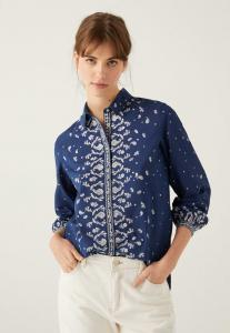Springfield Shirt for Women, Dark Blue