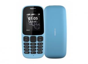 Nokia 105 Dual SIM 2017 - BLUE