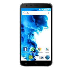 Magnus Bravo Z601 Smartphone, Android, 6.0 Inch HD Display, 1GB RAM, 16GB Storage, Dual Camera, Wifi- Black