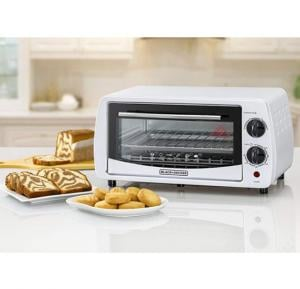 Black & Decker TRO9DG-B5 9 Litter Double Glass Toaster Oven