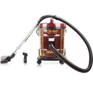 Clikon Vacuum Cleaner with Copper Motor 18L Drum Type- CK4023