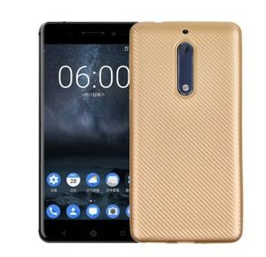 Dok D105 3G Smartphone, 5 inch Display, Android, 1 GB RAM, 8 GB Storage, Dual SIM, Dual Camera - Gold
