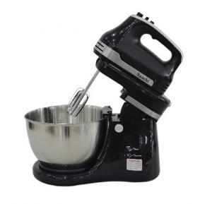 Saachi NLHM-4173 4.5 L Hand Mixer - Black