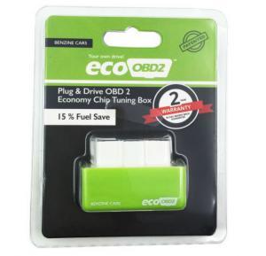 Eco OBD2 Benzine Car Chip Up to 15 Percent Fuel Saving