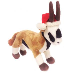 Caravaan Oryx size 28cm With Santa Hat  PTO1BR28X