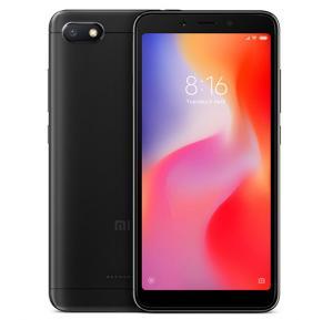 Xiaomi Redmi 6A, Dual SIM, 16GB, 2GB RAM, 4G LTE, Black (Global Version)