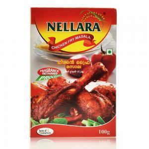 Nellara Chicken Fry Masala 100g Duplex