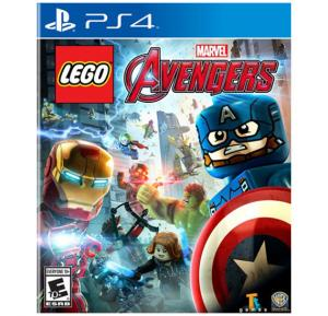 Warner Bros LEGO Marvel Avengers For PS4