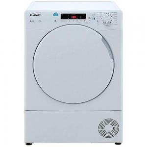 Candy Smart Pro 8Kg Condenser Tumble Dryer CSOC8DF-19