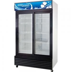 Super General Upright Bootle Cooler 1200 Litres, SGSC1217IS