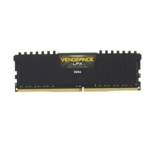 8GB(1*8GB) DDR4 2400mhz CL16  Vengeance LPX Black Heat Spreader 1.20V XMP 2.0, Black - CMK8GX4M1A2400C16