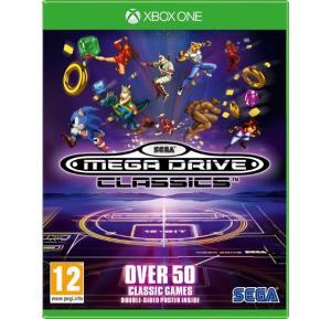 Sega Mega Drive Classics For Xbox One