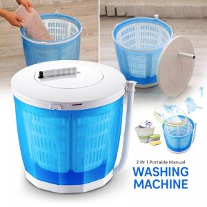 Krypton Portable Manual Washing Machine, KNSWM6126