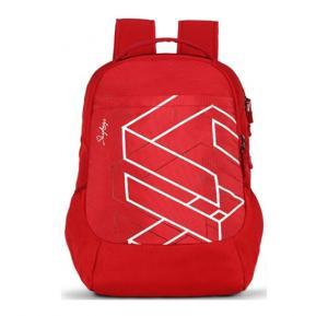 Skybags Felix 01 School Bag Red