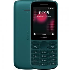 Nokia 215 Dual SIM Cyan 64MB RAM 128MB Storage 4G LTE