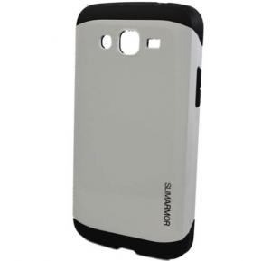 Samsung Slim Armor Case for Samsung J2 Silver