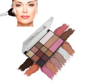SFR Color Professional Contour New Makeup Palette Colors 02 - 6729