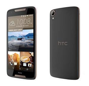 HTC Desire 828 4G Smartphone, Android 5.1, 5.5 Inch Display, 2GB RAM, 16GB Storage, Dual Camera, Dual Sim, Wifi- Grey