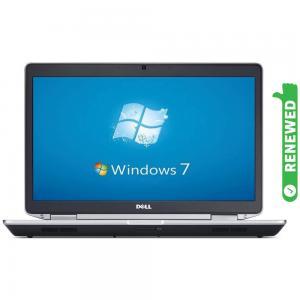 Dell Latitude E6320 Laptop 13.3 inch Display Intel Core i5 Processor 4GB RAM 320GB Storage Intel Graphics Win10, Renewed