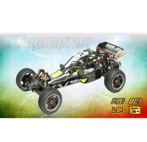 King Motor Baja Buggy RC Car - KM-001