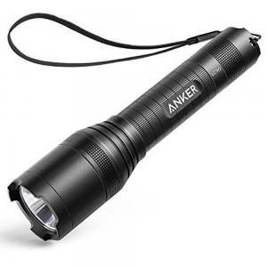 Anker T1420H11 LC90 Flashlight, Black