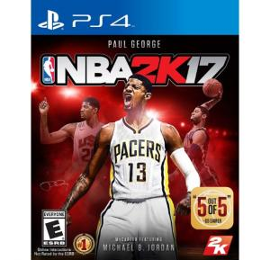 2K Games NBA 2K17 For PS4
