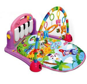 Little Angel Baby Play Mat With Piano HE0604, Green Future
