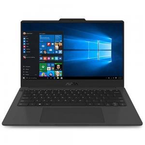 Avita Liber V Laptop, 14 inch Display AMD Ryzen 7 3700U  Processor 8GB RAM 512GB SSD Storage Radeon RX Vega 10 Graphics Win10, Black