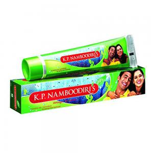 K.P.Namboodiris Herbal Gel Tooth Paste 80gm