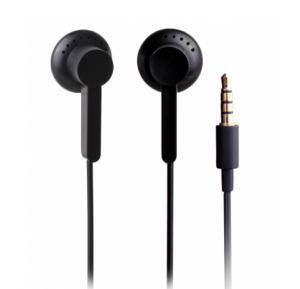 Keenion Stereo Earphone with Mic KOS-E020, Black