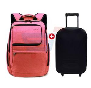 Combo Offer Buy TigerNU travelling Laptop Bag And Get 20 inch Luggage Trolley B-01FREE
