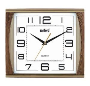 Sanford Analog Wall Clock - SF1454WC
