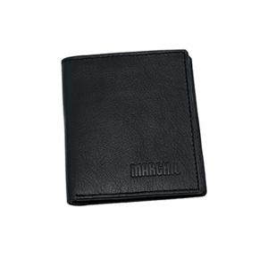 Marchio Personal Leather Wallet For Men Black colour 7016-001