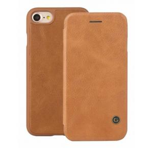 G-case Leather Business-Style Case For iPhone 7 - Brown