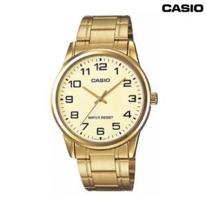 Casio  MTP-V001G-9B Men Easy Reader Analog Watch