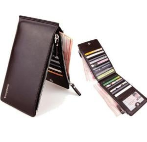 17 Slot Credit Card Wallet For Men
