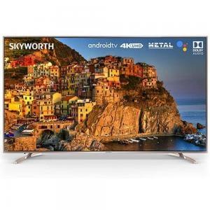 Skyworth LED 75 inch UHD 4K Android Smart TV, 75SUC8100