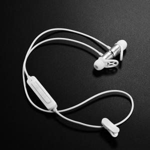 Hoco breathing sound sports bluetooth headset, 80 mAh Battery,  Silver,ES14