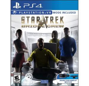 Ubisoft Star Trek Bridge Crew VR For PS4