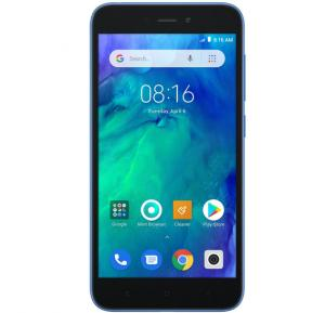 Xiaomi Redmi Go Dual SIM - 8GB, 1GB RAM, 4G LTE Blue (Global Version)