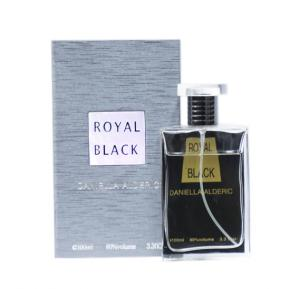 Nabil Al Suwaidi Royal Black Daniella Alderic EDT - 100 Ml