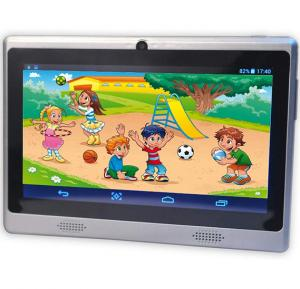 T-pad 270 7 Inch Tablet,Quard Core,1GB Ram 8 GB storage,Wifi,Bluetooth,Andriod 6.0, Touch Silver color