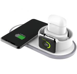 Earldom Portable 3 in 1 wireless charger - ET-WC9