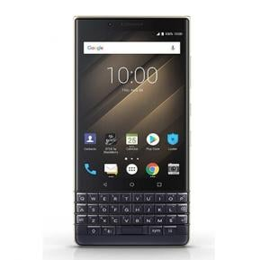 BlackBerry KEY2 LE Android Smartphone (AT&T, T-Mobile, Verizon), 64GB, Champagne