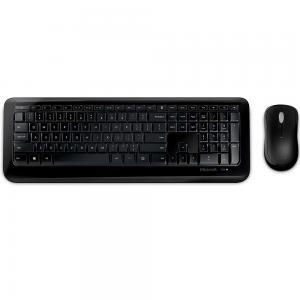 Microsoft Wireless Keyboard and mouse Desktop 850