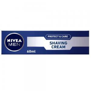 Nivea Protecting Shaving Cream 60ml