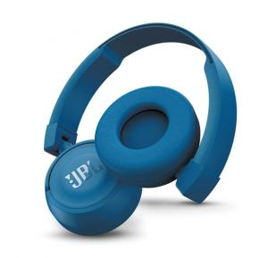JBL T450 Wireless On-Ear Headphones - Blue