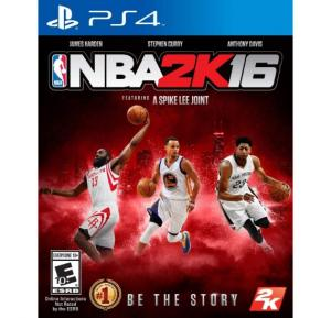 2K Games NBA 2K16  For PS4